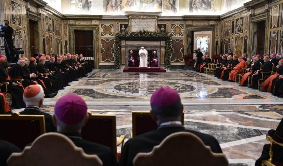 Papa: Igreja sairá das tempestades mais bela e purificada