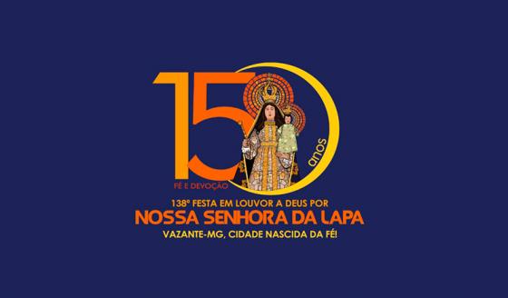 Paróquia divulga programação da Festa de Nossa Senhora da Lapa 2019; início dia 08 de dezembro