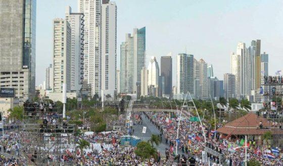Terceiro dia do Papa Francisco no Panamá