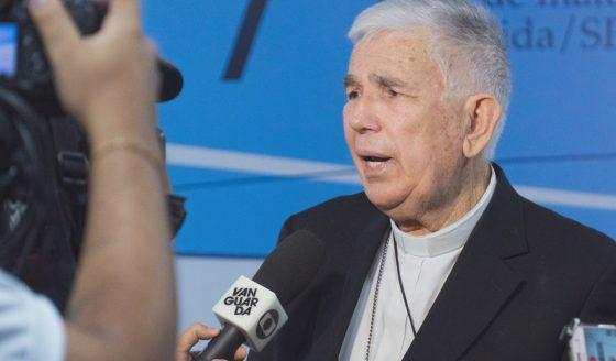 Dom José Belisário apresenta o tema central da 57ª Assembleia Geral da CNBB