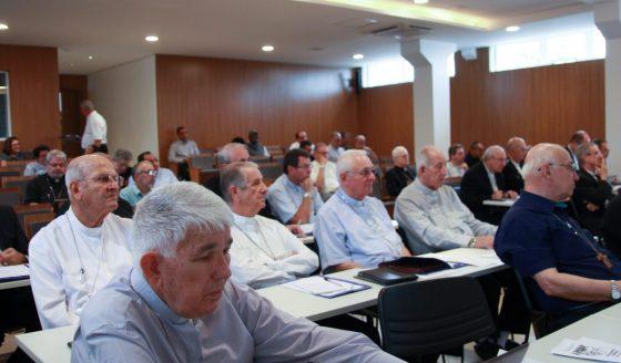 Conselho Permanente renovado se encontra pela primeira vez após a 57ª Assembleia Geral da CNBB