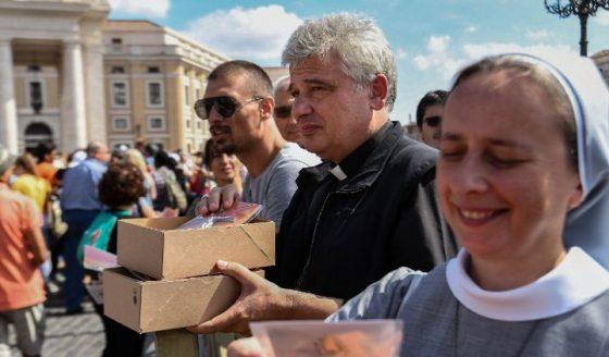 O sentido evangélico do Dia da Caridade do Papa