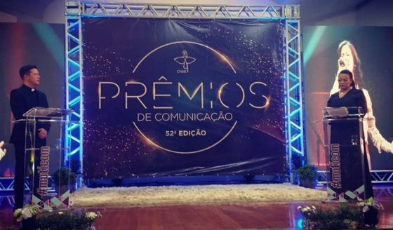 Cerimônia de entrega dos Prêmios de Comunicação da CNBB acontece na quarta, 31