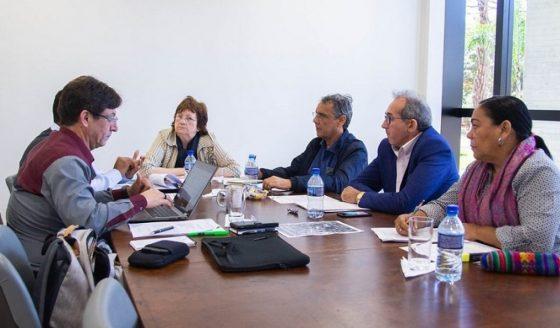 Equipe Nacional da Campanha da Fraternidade se encontra na sede da CNBB