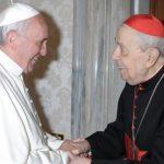 Morre o cardeal Achille Silvestrini