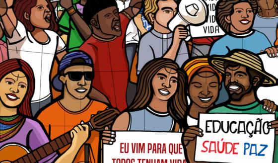 DNJ 2019 retoma temática da Campanha da Fraternidade sobre Políticas Públicas