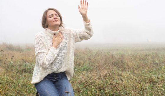 Confie no Espírito Santo que está em você