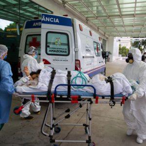 Manaus: uma força brutal para salvar vidas